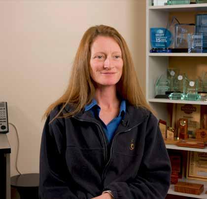 Lauren Richardson Program coordinator at Lasercraft an Australian Disability Enterprise. www.lasercraft.com.au