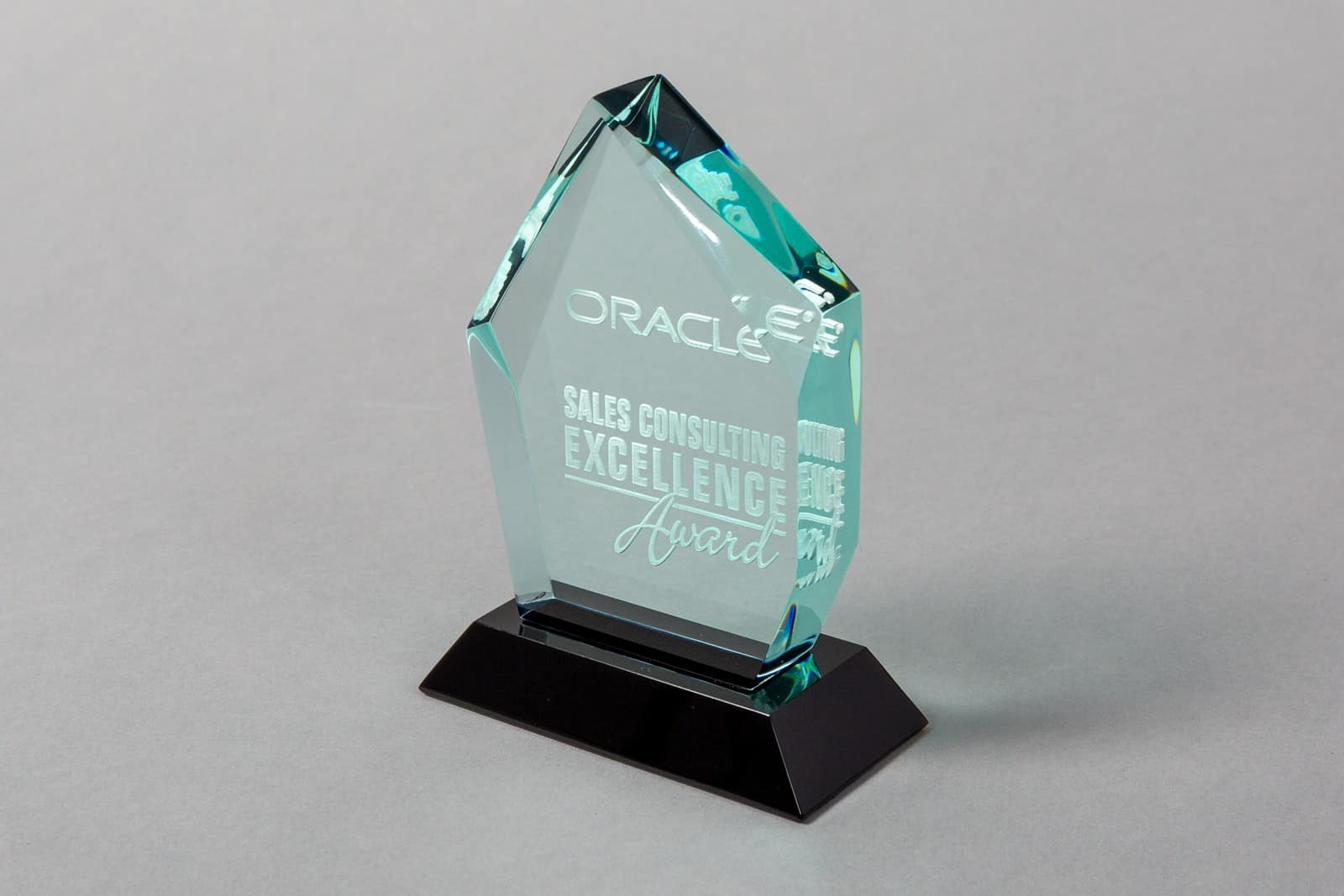 Principle Classic Natural series Corporate Award by Lasercraft.com.au (Timber Acrylic - Australian Made - Trophies - Business - Recognition - Employees - Freestanding - Program) - SKU:0999 - Pic-01