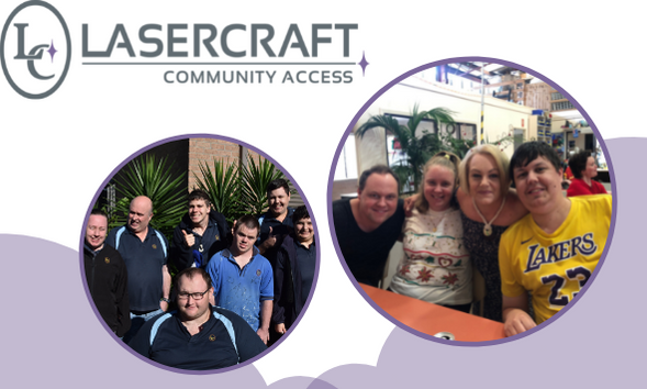 Lasercraft Australia Community Access Program Information